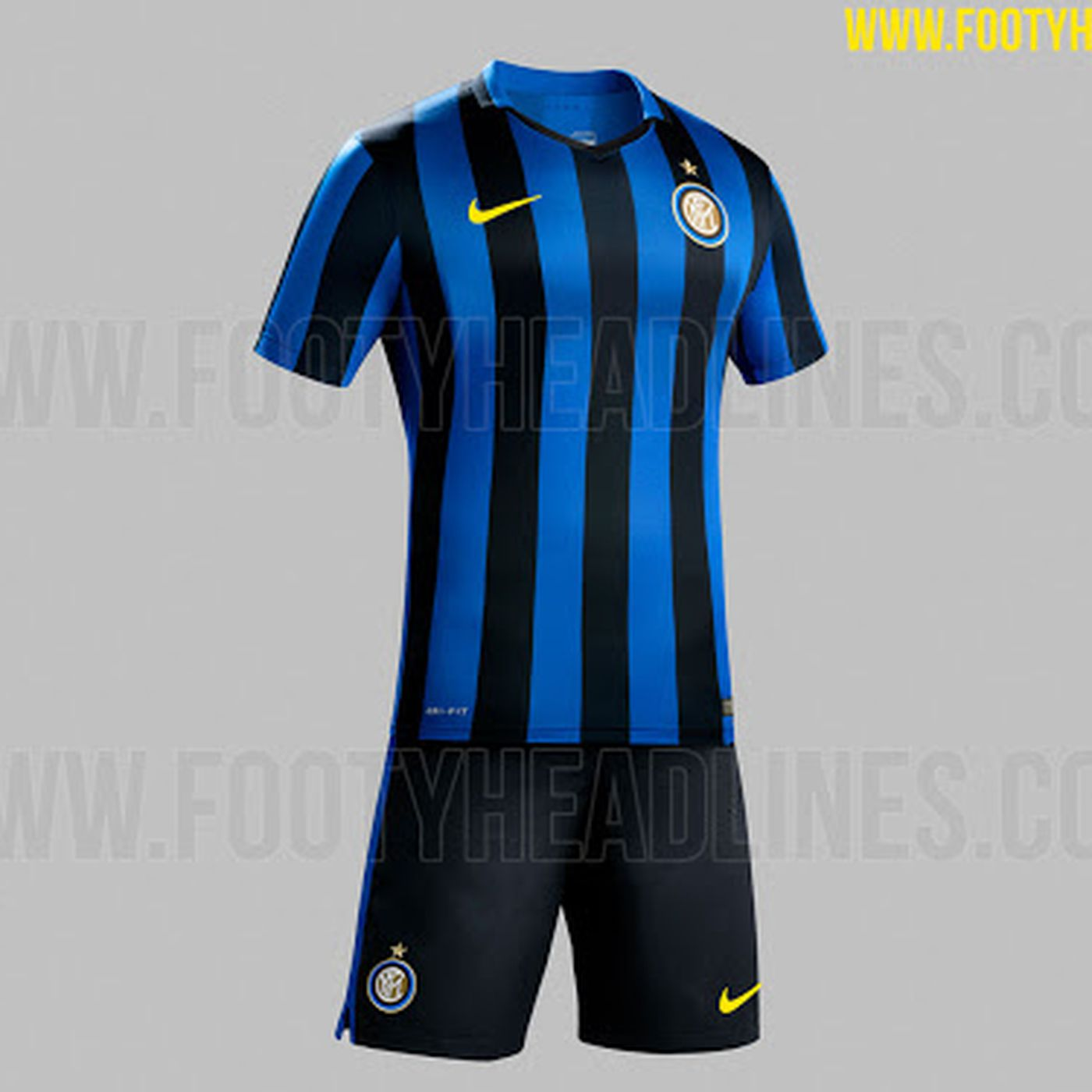 hot sale online 6c63d 52bef New Inter Milan kit leaked for 2016-17 - Serpents of Madonnina