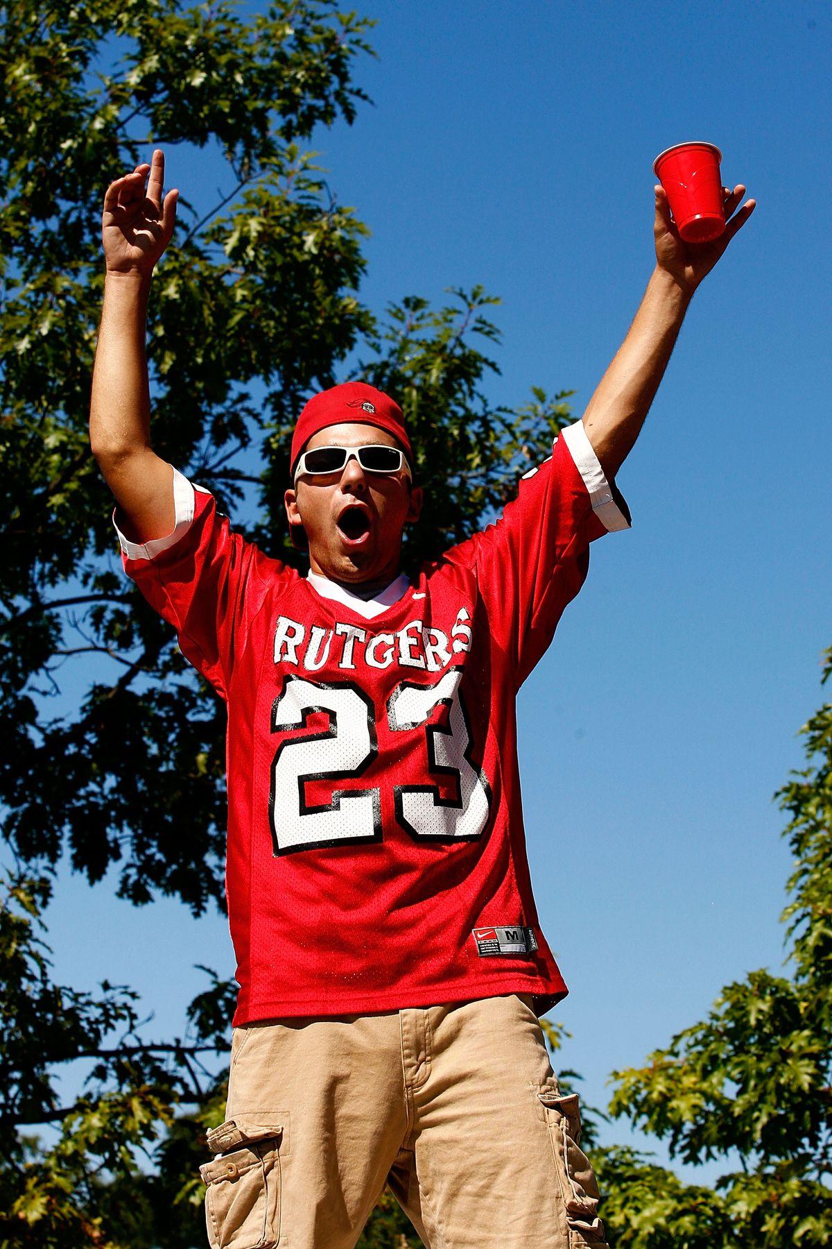 Fresno State Bulldogs v Rutgers Scarlet Knights
