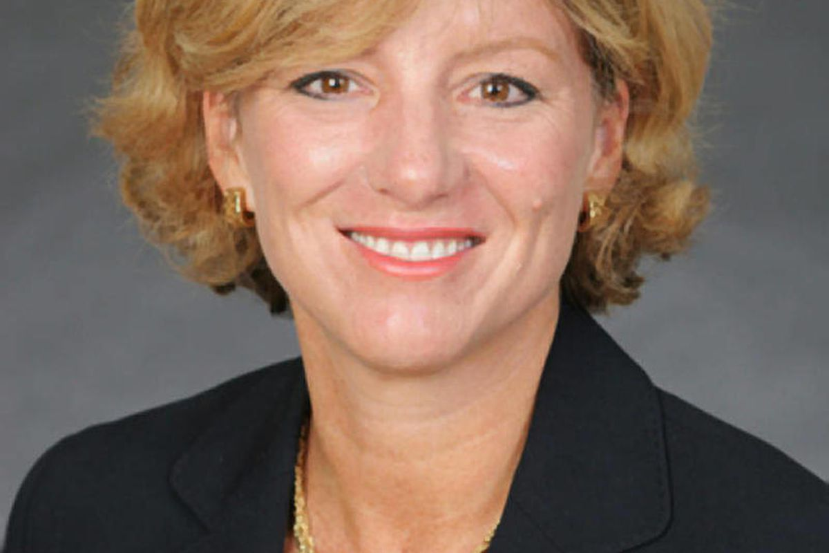 This undated photo provided by Avon Products, Inc., via PR Newswire, shows Sherilyn S. McCoy. McCoy has been named CEO of Avon Products, Inc. Avon Products Inc. says it has tapped one-time Johnson & Johnson executive McCoy as its new CEO as the struggling