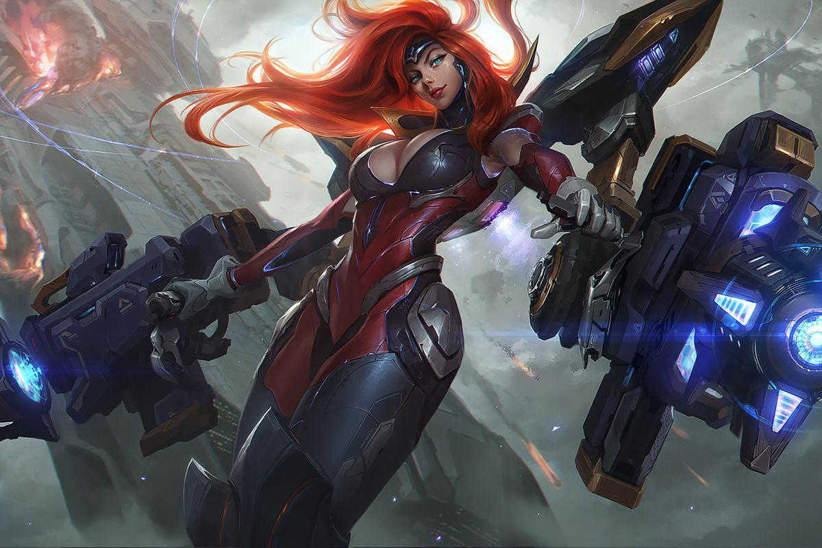 Gun Goddess Miss Fortune Ultimate skin: how it works, cost, and more