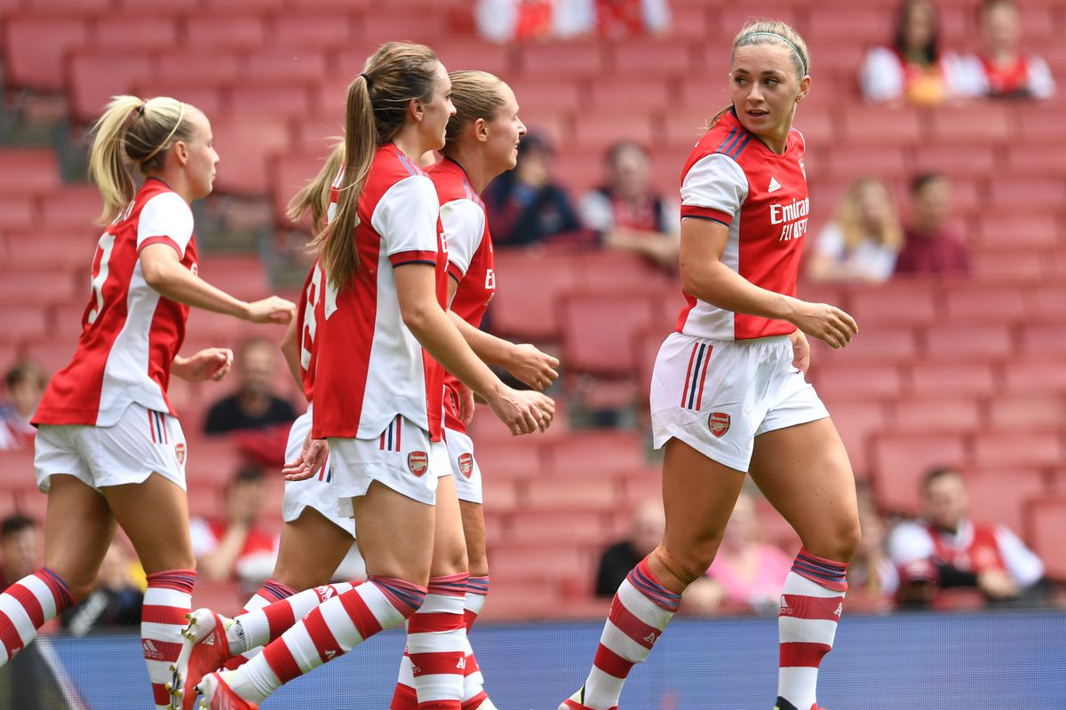 Arsenal v Chelsea - Women Pre Season Friendly
