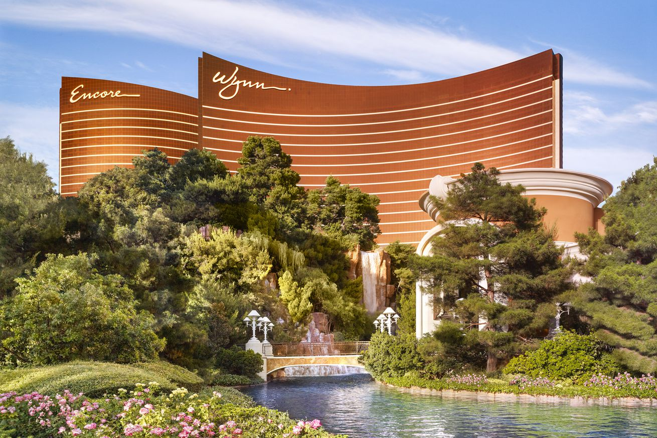 One of Las Vegas' biggest hotels will soon have a podcast studio in its lobby