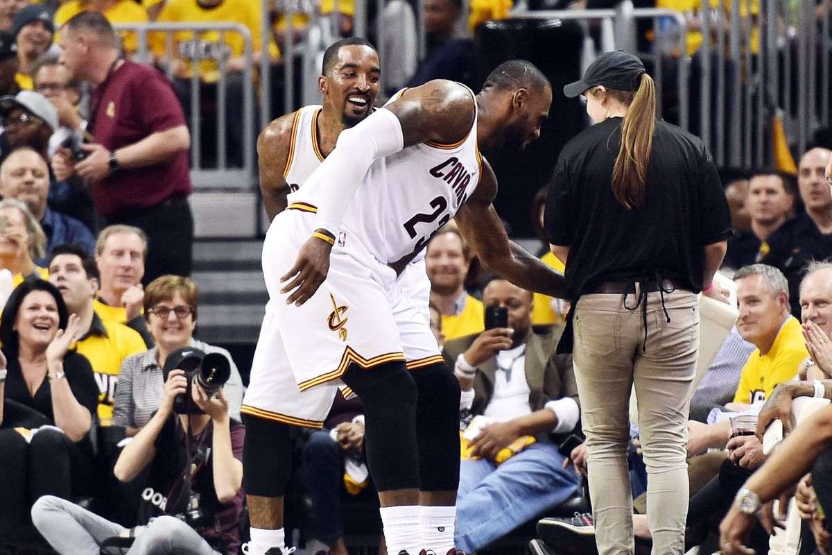 3 things we learned from the Cavs  Game 1 win vs. the Raptors - Fear ... 38a41b678