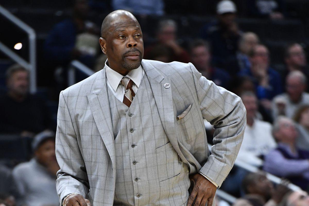 NCAA Basketball: Penn State at Georgetown
