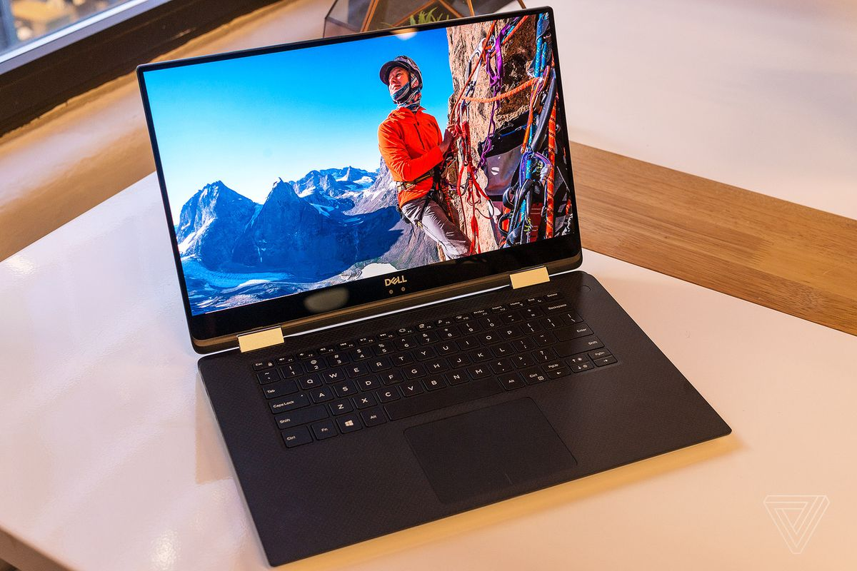 Dell XPS 15 2-in-1 revealed at CES, coming in Spring