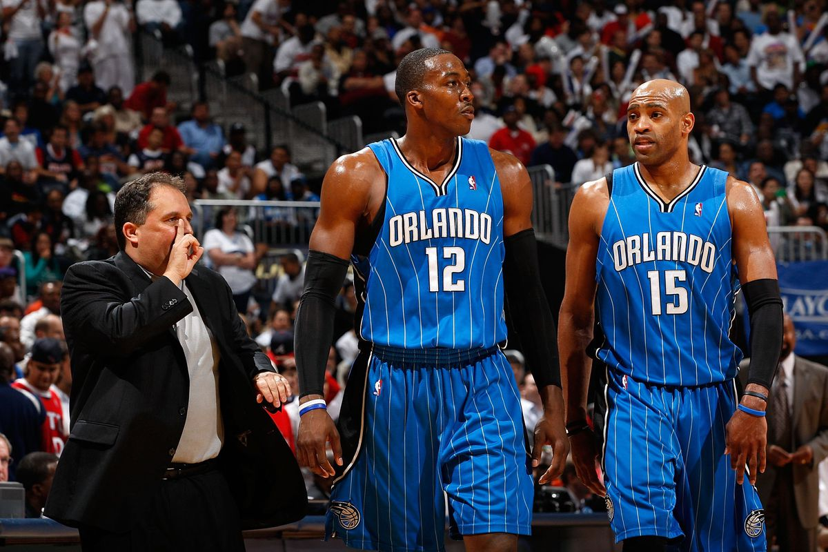 Orlando Magic v Atlanta Hawks, Game 4