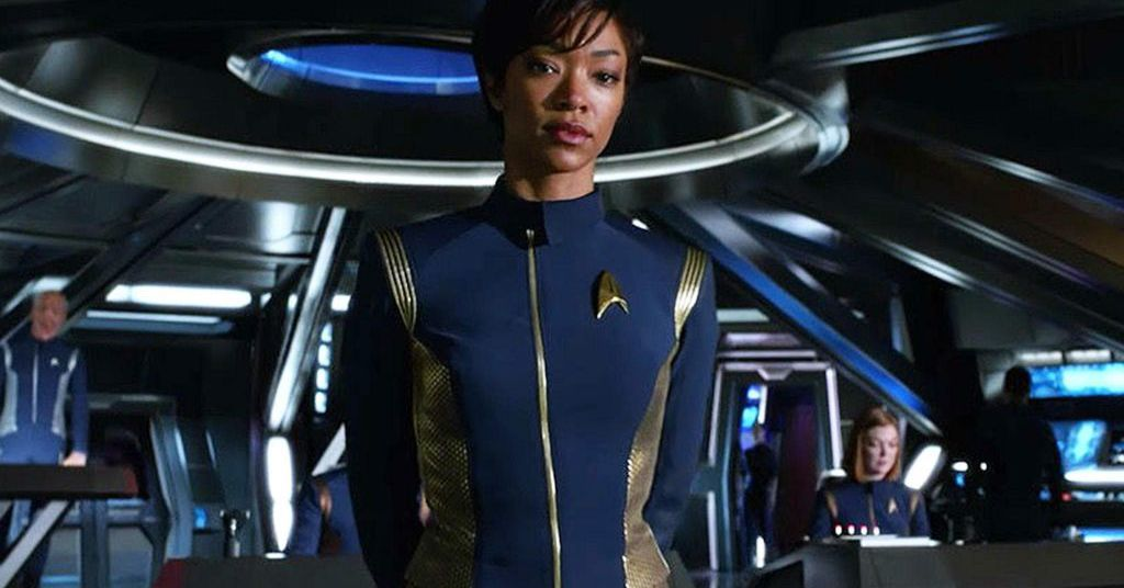 photo image CBS now lets All Access users download Star Trek: Discovery for offline viewing on mobile