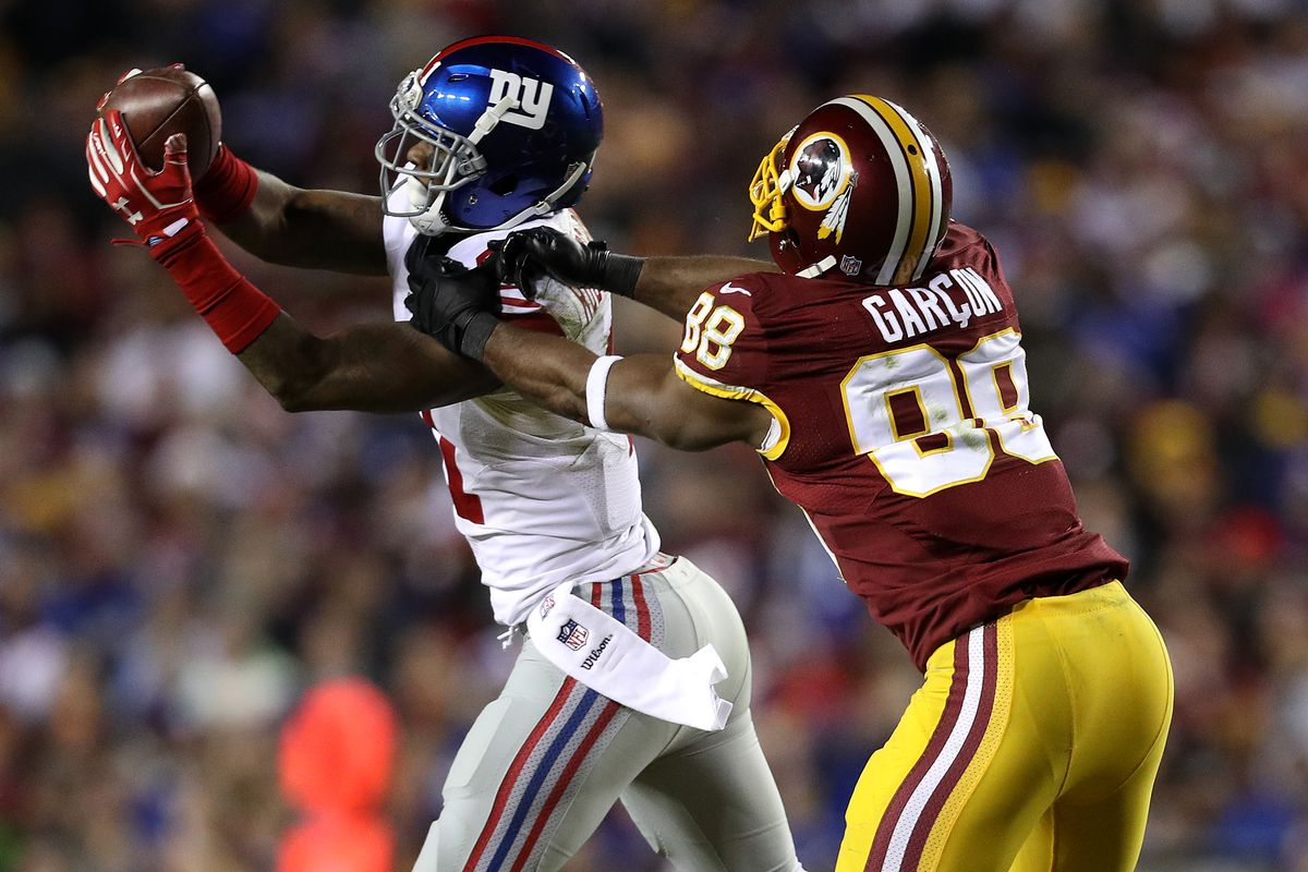 DRC is back in the NFC East