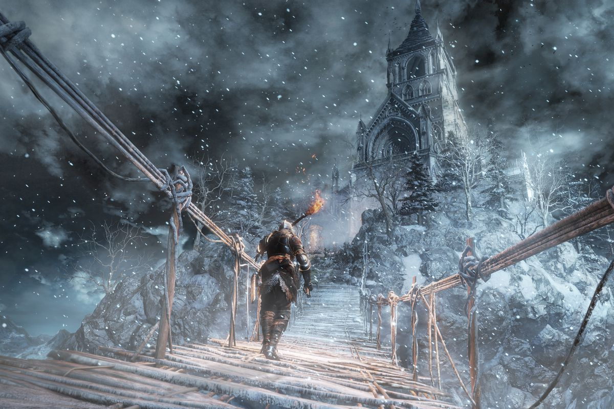 Dark Souls 3 21 9: Dark Souls 3's DLC Will Be The End Of The Franchise