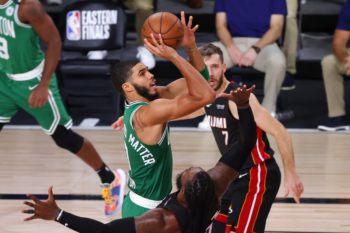 Heat Vs Celtics Game 5 Tv Schedule Channel Time Odds Picks Live Stream For Eastern Conference Finals Draftkings Nation