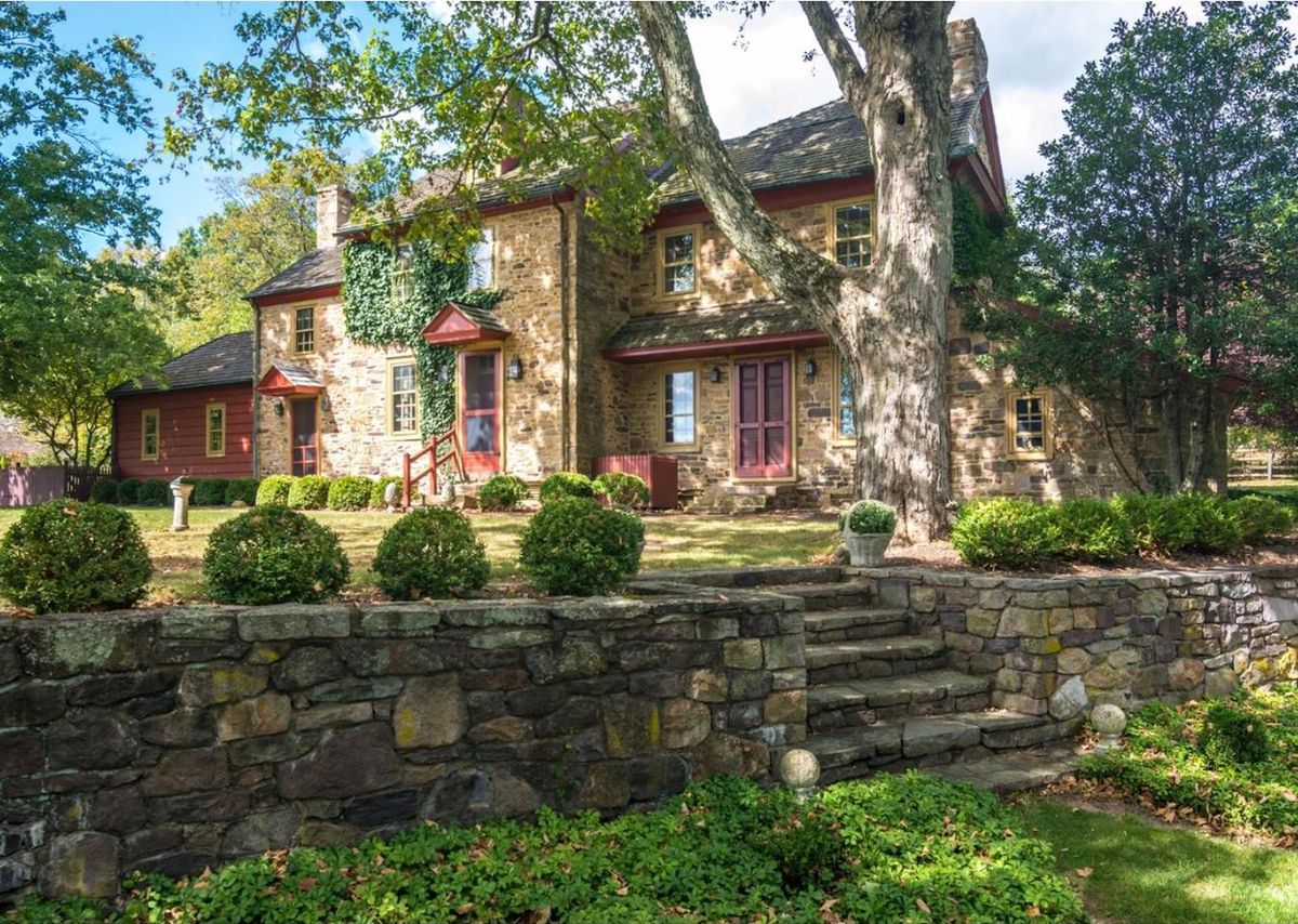 5 really old stone homes for sale in pennsylvania u2019s