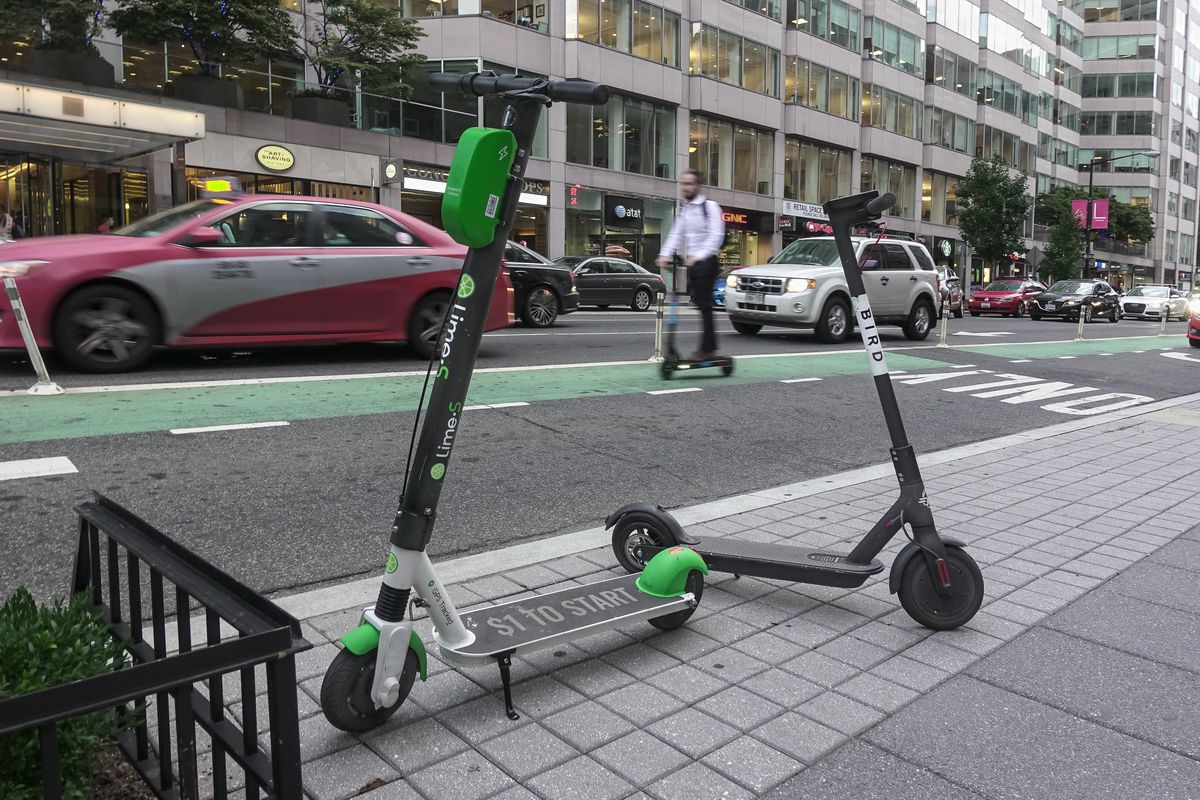 D C  scooters and dockless bikes will likely grow in number