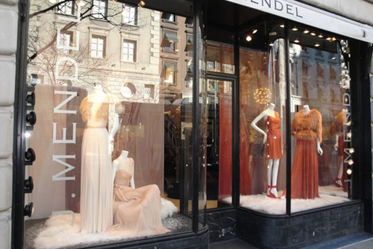 18395344222 J. Mendel's Madison Avenue Boutique Moving a Few Blocks North ...