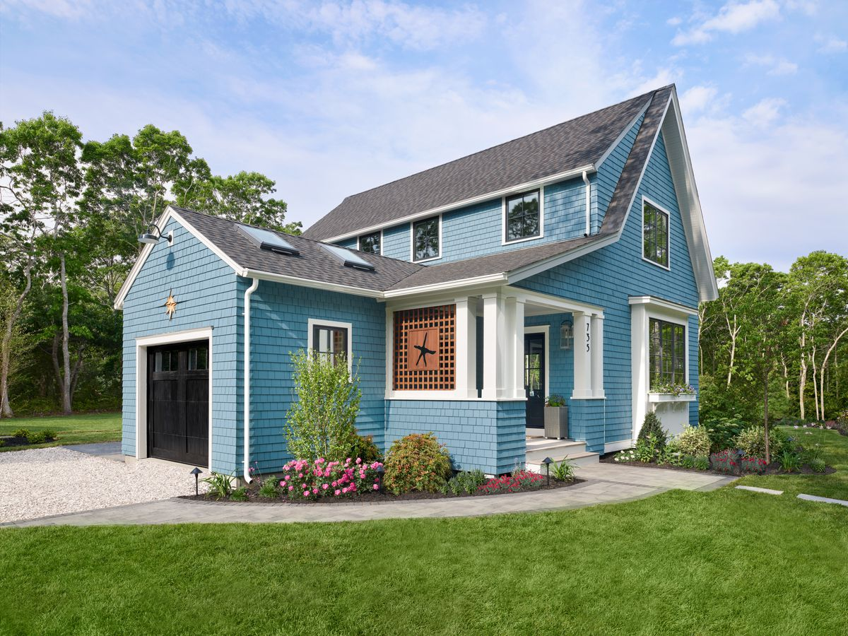 Cottage on the Cape Idea House, Sep/Oct 2020