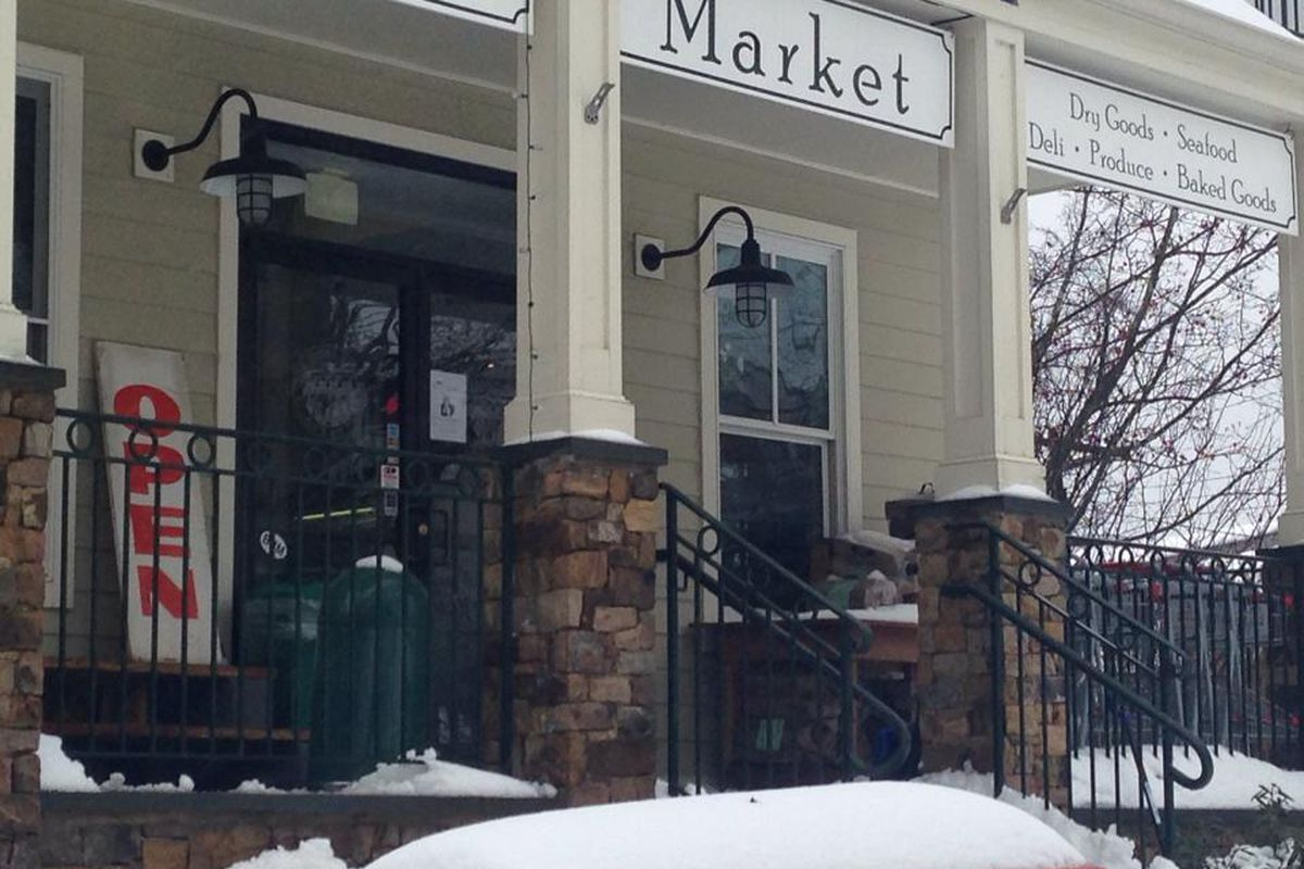 The owners of Broad Branch Market (pictured) have a new project.