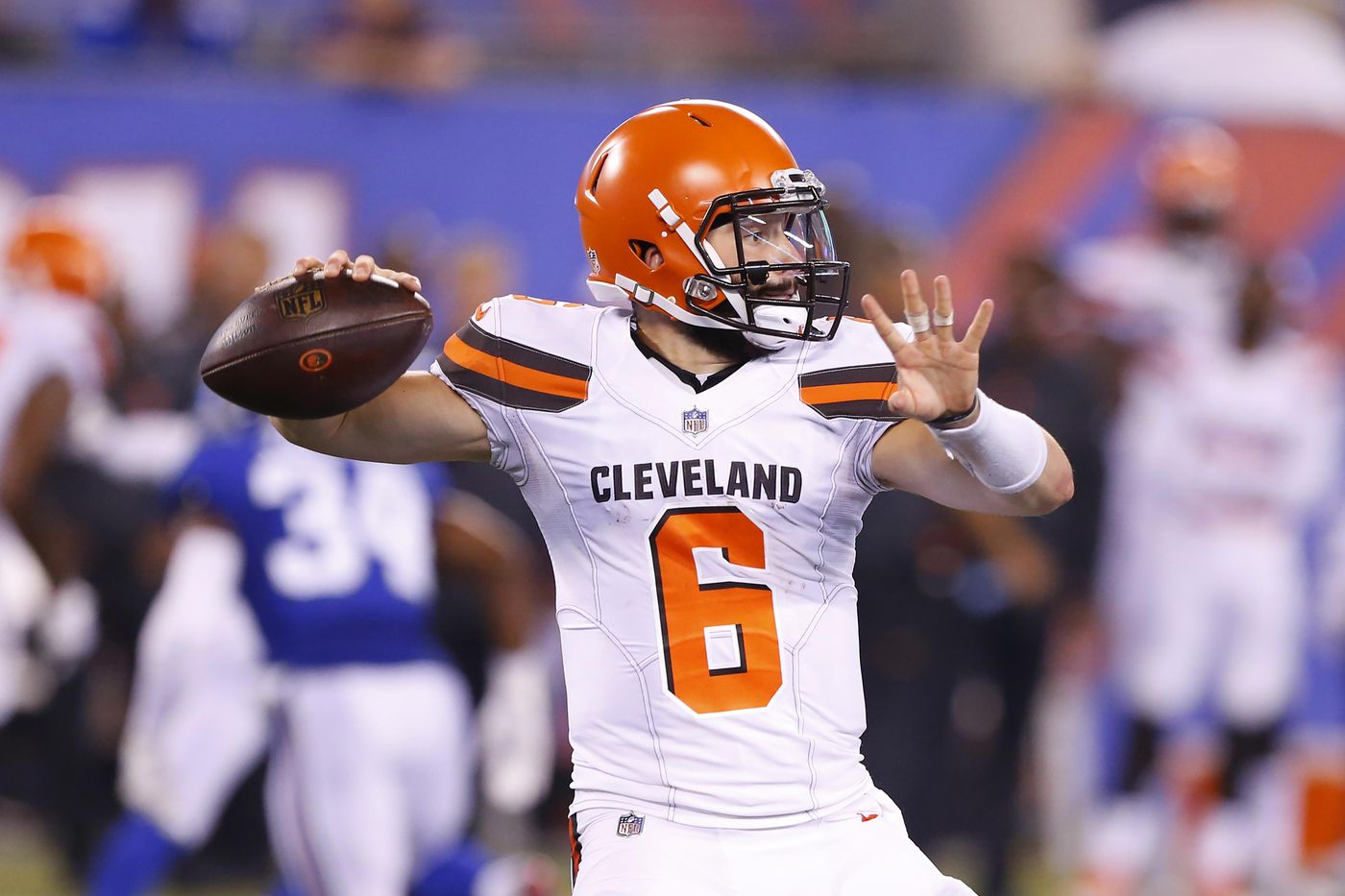 Oklahoma Football: Reactions to Baker Mayfield's first NFL ...