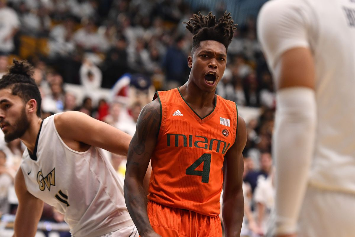 d09496652 Lonnie Walker IV a Trail Blazers Target in Early Mock Draft ...