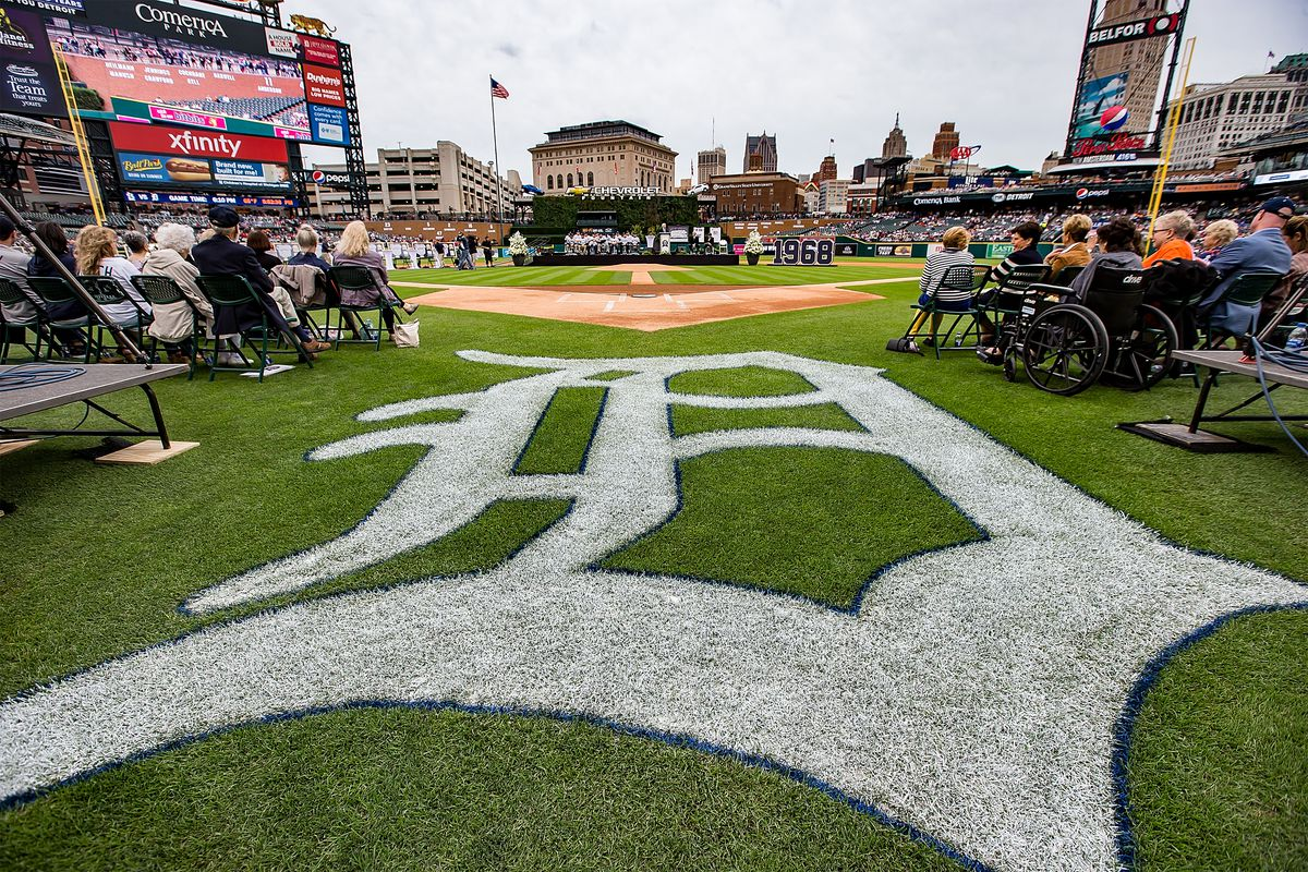Comerica Park Employee Arrested After Viral Video Shows Them