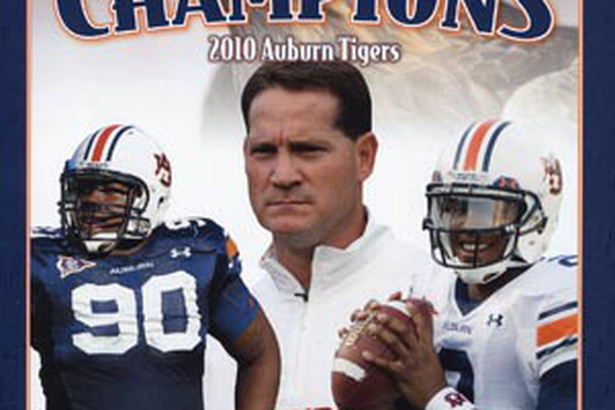 Lindy's SEC Champions Special Edition publication has been a huge hit with Auburn fans.