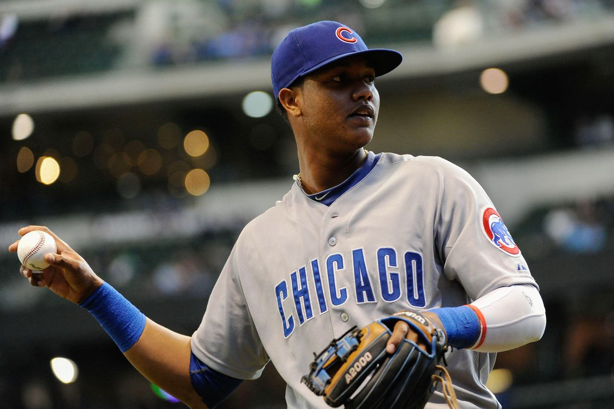 brand new 65d5f 9c0d4 The Chicago Cubs and their Starlin Castro Dilemma - Beyond ...