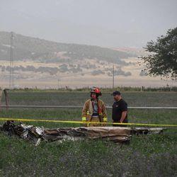 Nephi Plane Crash