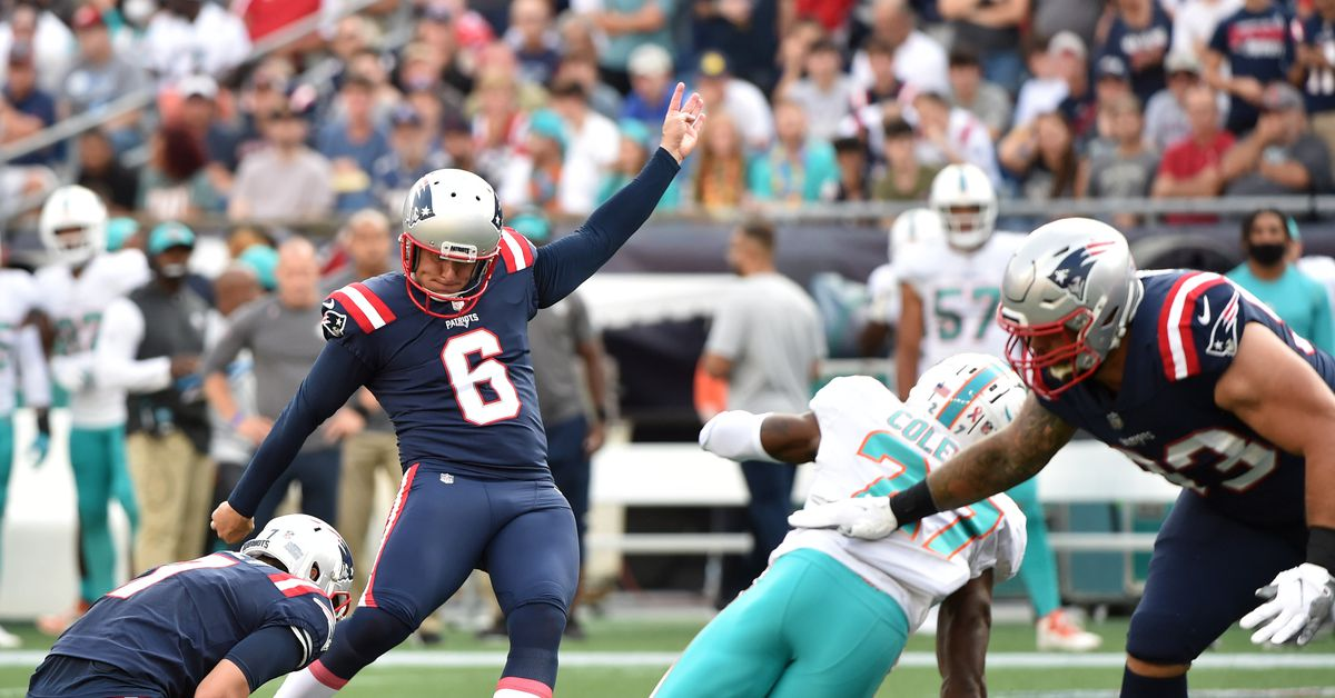 Patriots' Brian Hoyer, Nick Folk revert to practice squad after Week 1 elevations