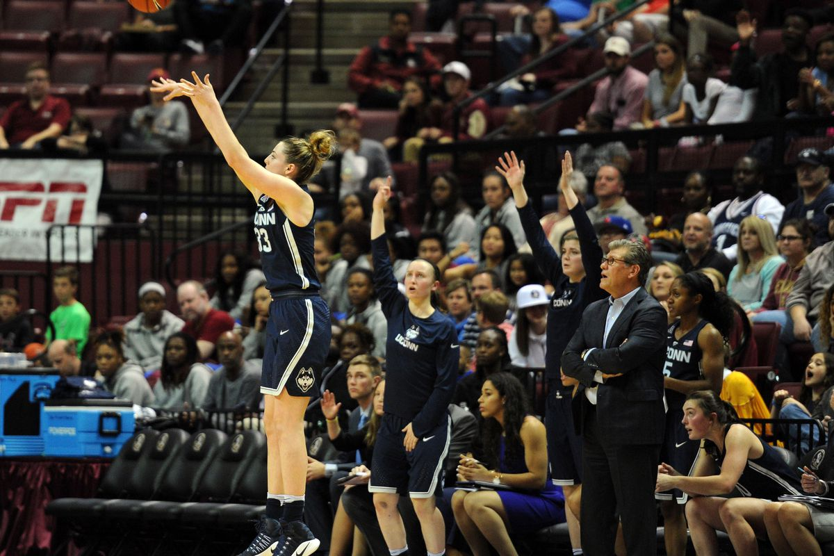 NCAA Womens Basketball: Connecticut at Florida State