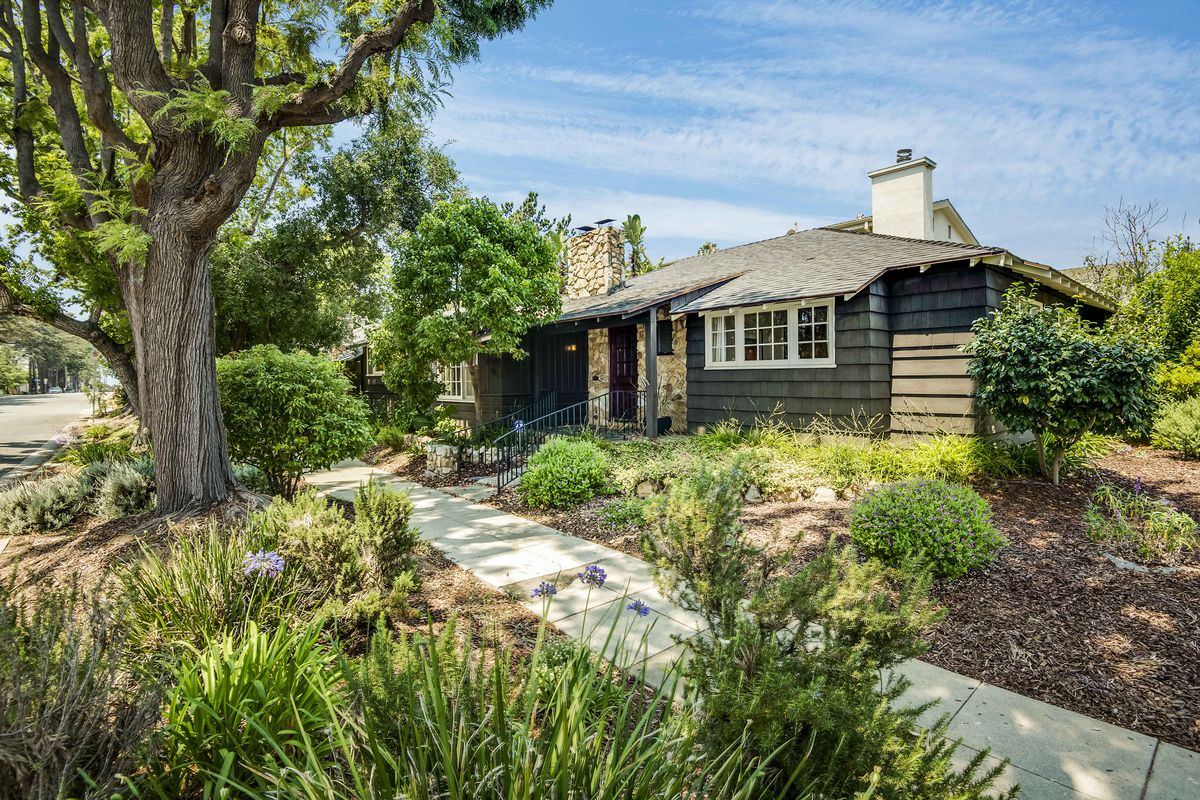 be the second ever owner of this santa monica ranch style house