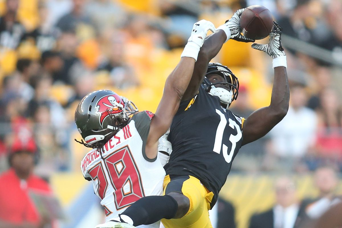 522eb712 Steelers earn 30-28 win over the Buccaneers in Preseason opener ...