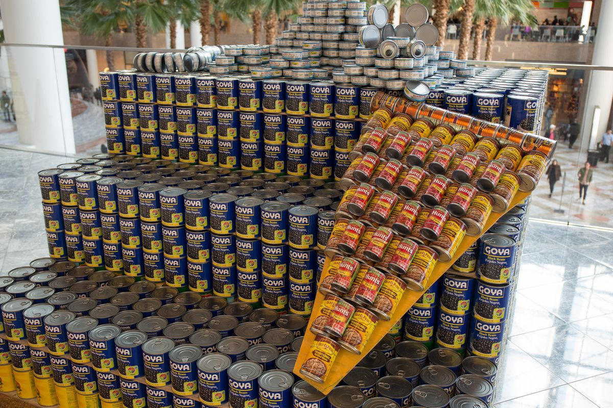 Donate Canned Food Nyc