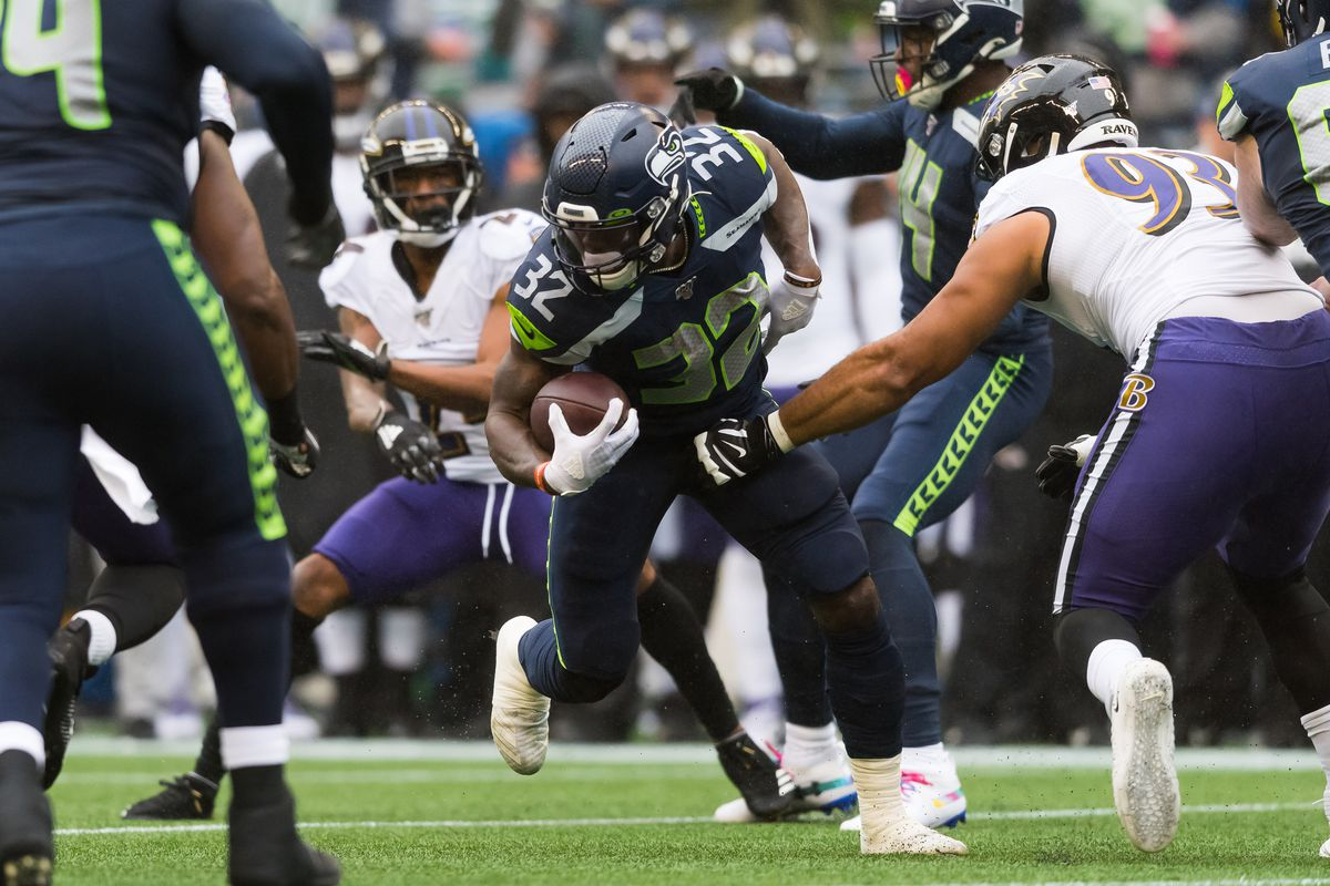A review of the Seahawks' 1st quarter of offense against the Ravens