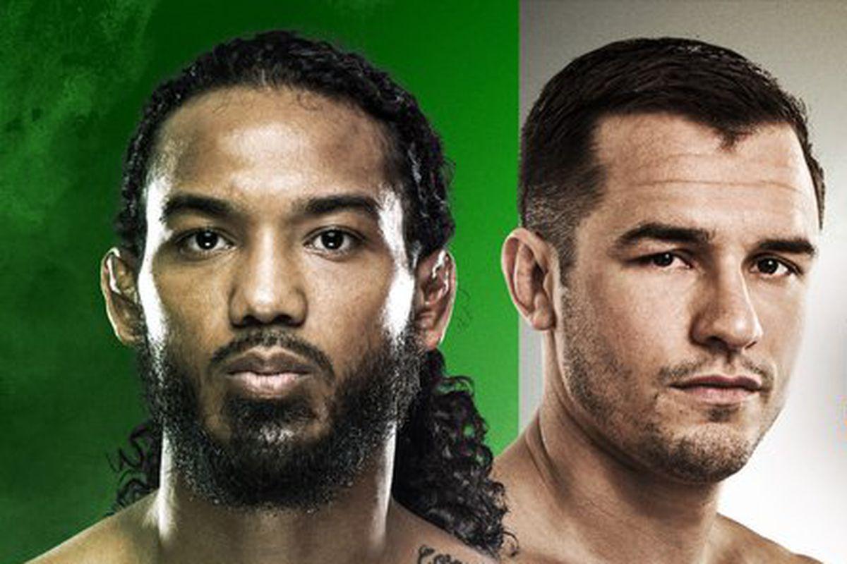 Bellator 227: Henderson vs. Jury fight card preview