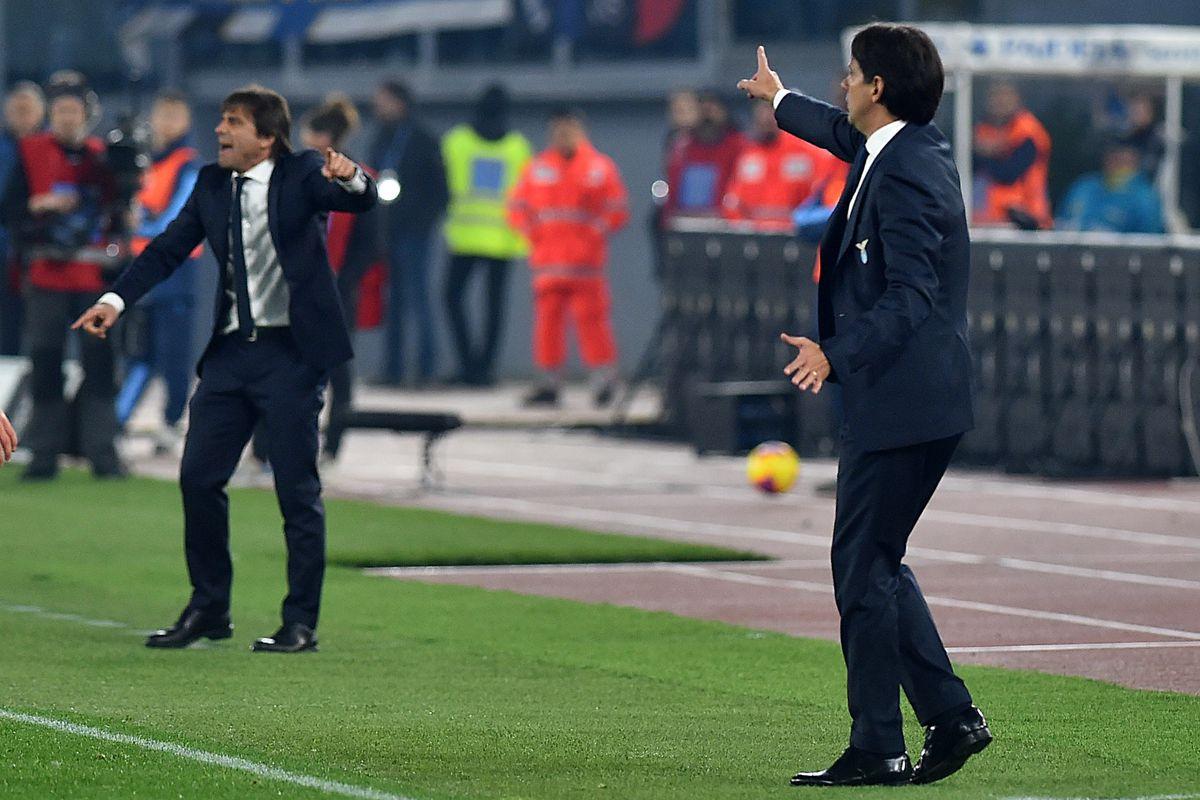 Football Serie A Lazio-Inter