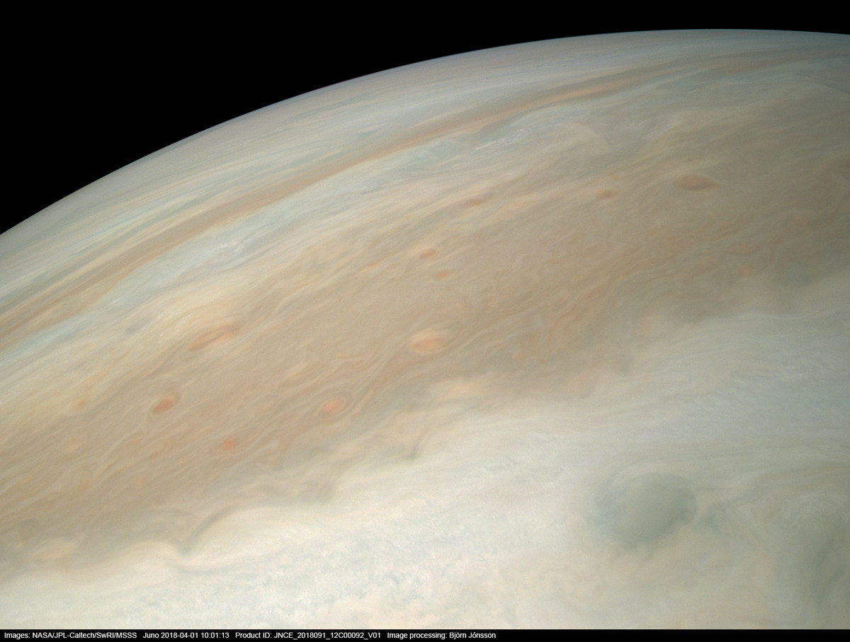 nasa s juno jupiter mission 13 awesome photos of the gas giant
