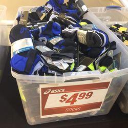 Socks, $5