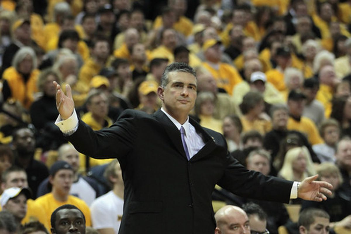 Frank Martin has spent time in Columbia, MO before.  Will they try to lure him there on a permanent basis?