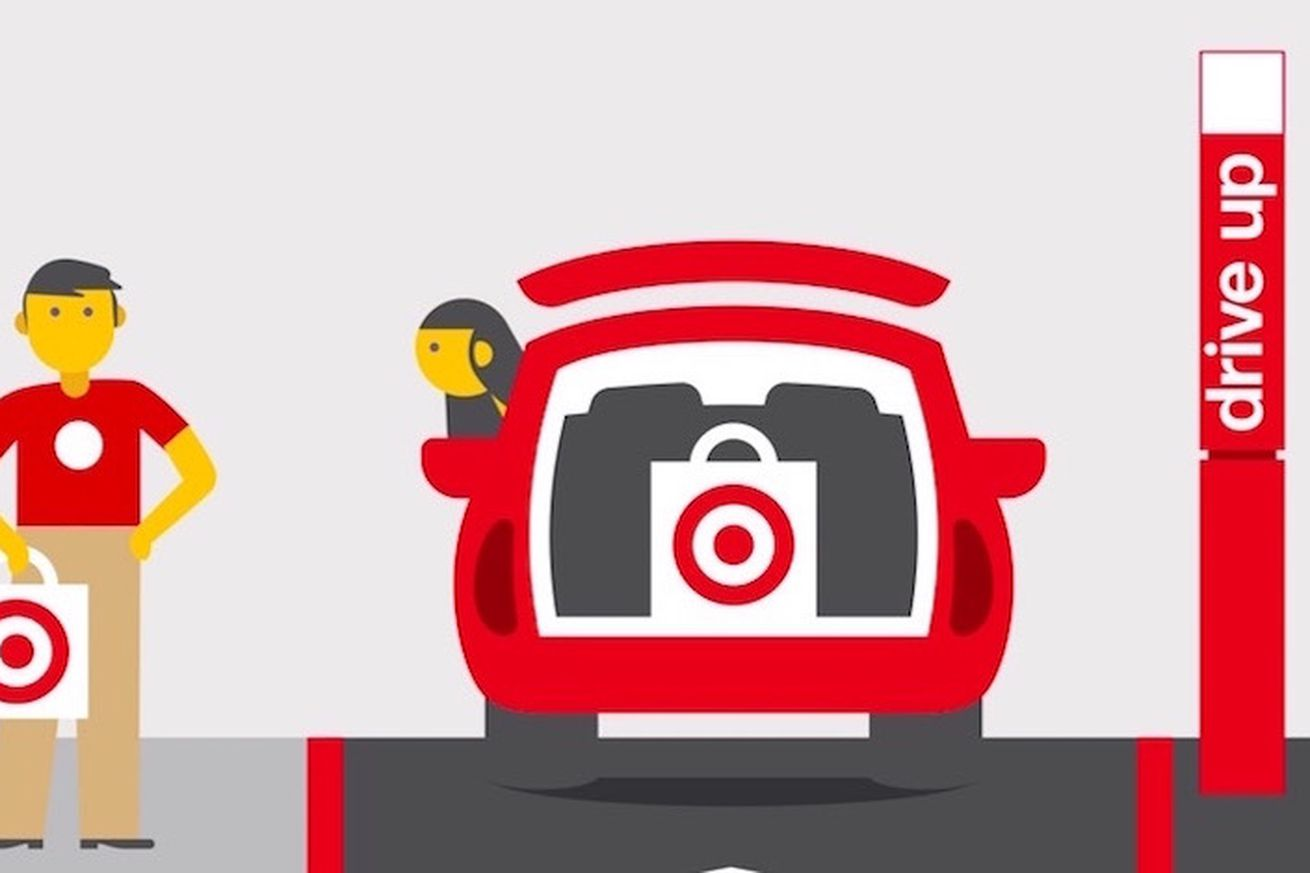 target will expand drive up delivery to 1 000 stores by the end of 2018