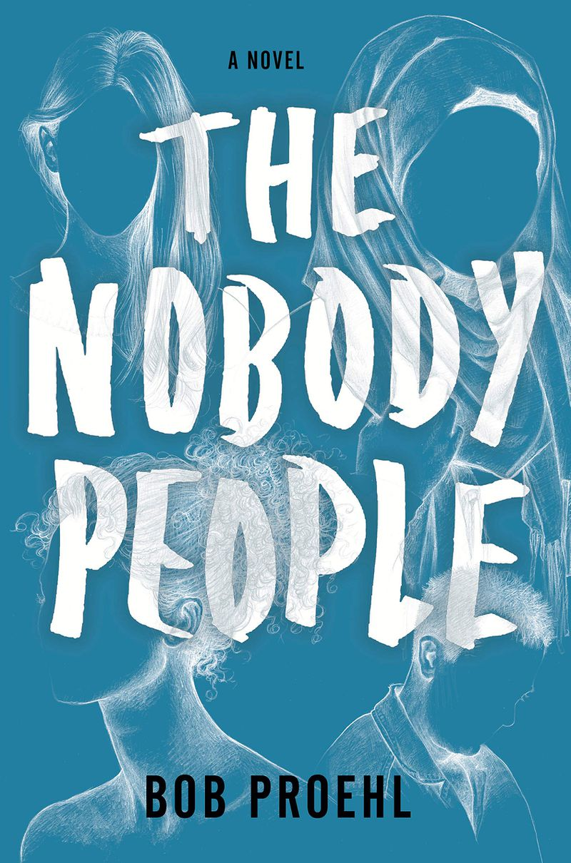 "Cover of ""The Nobody People"" by Bob Proehl"