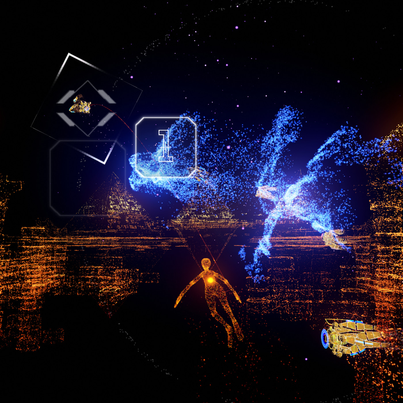 Rez Infinite is one of the first masterpieces of VR - Polygon