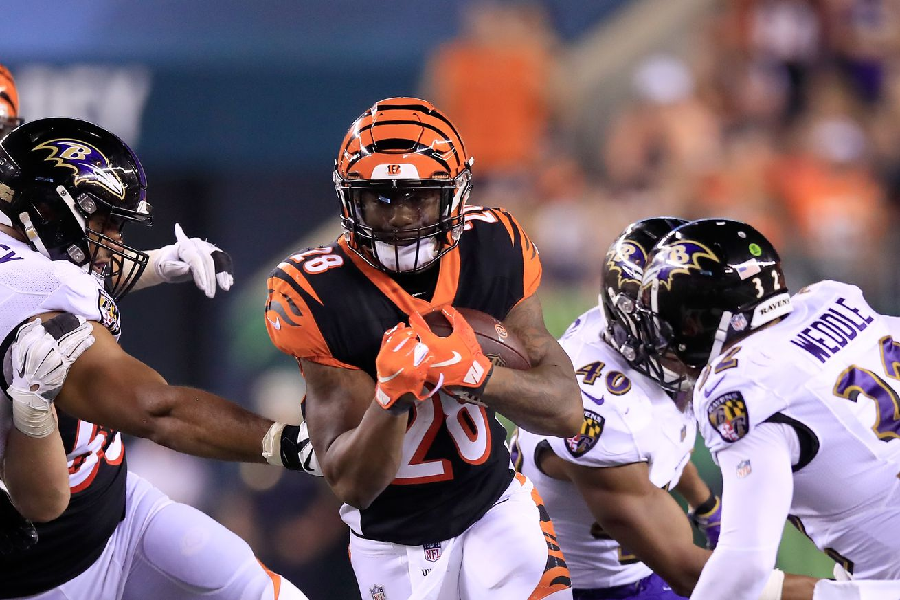 Bengals at Ravens: How to watch and follow the game