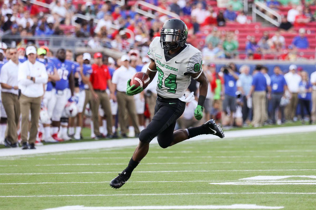NCAA Football: North Texas at Southern Methodist