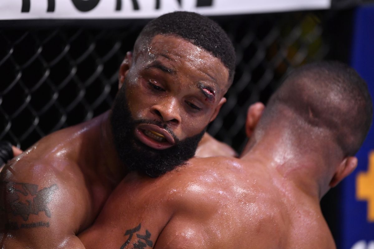 Report Tyron Woodley Vs Colby Covington Set For September 19th Ufc Event Bloody Elbow