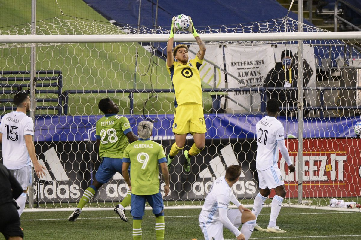 SOCCER: DEC 07 MLS Cup Playoffs Western Conference Final - Minnesota United FC at Seattle Sounders