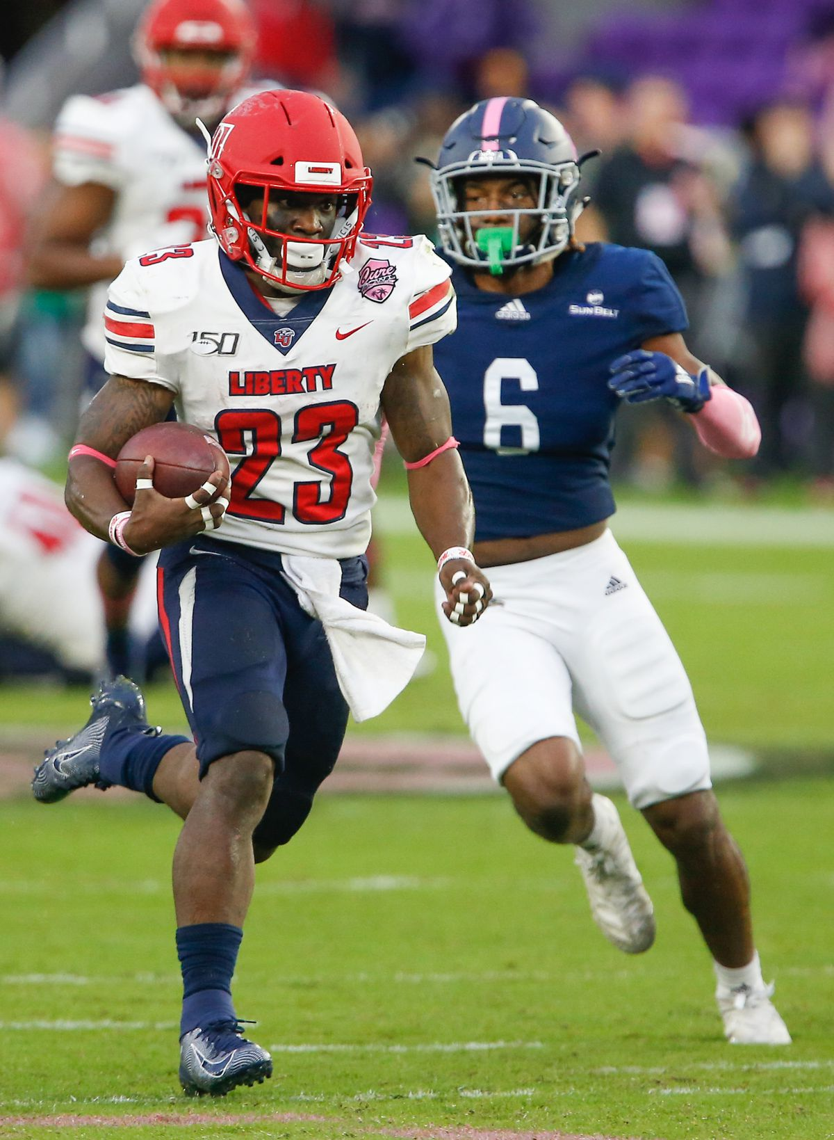 NCAA Football: Cure Bowl-Liberty vs Georgia Southern