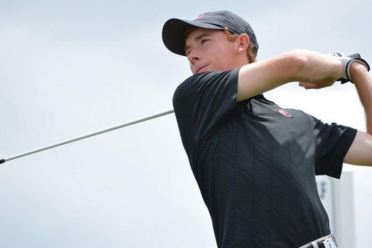 Junior Lee McCoy has impressed at the U.S. Amateur Championships in Atlanta this week