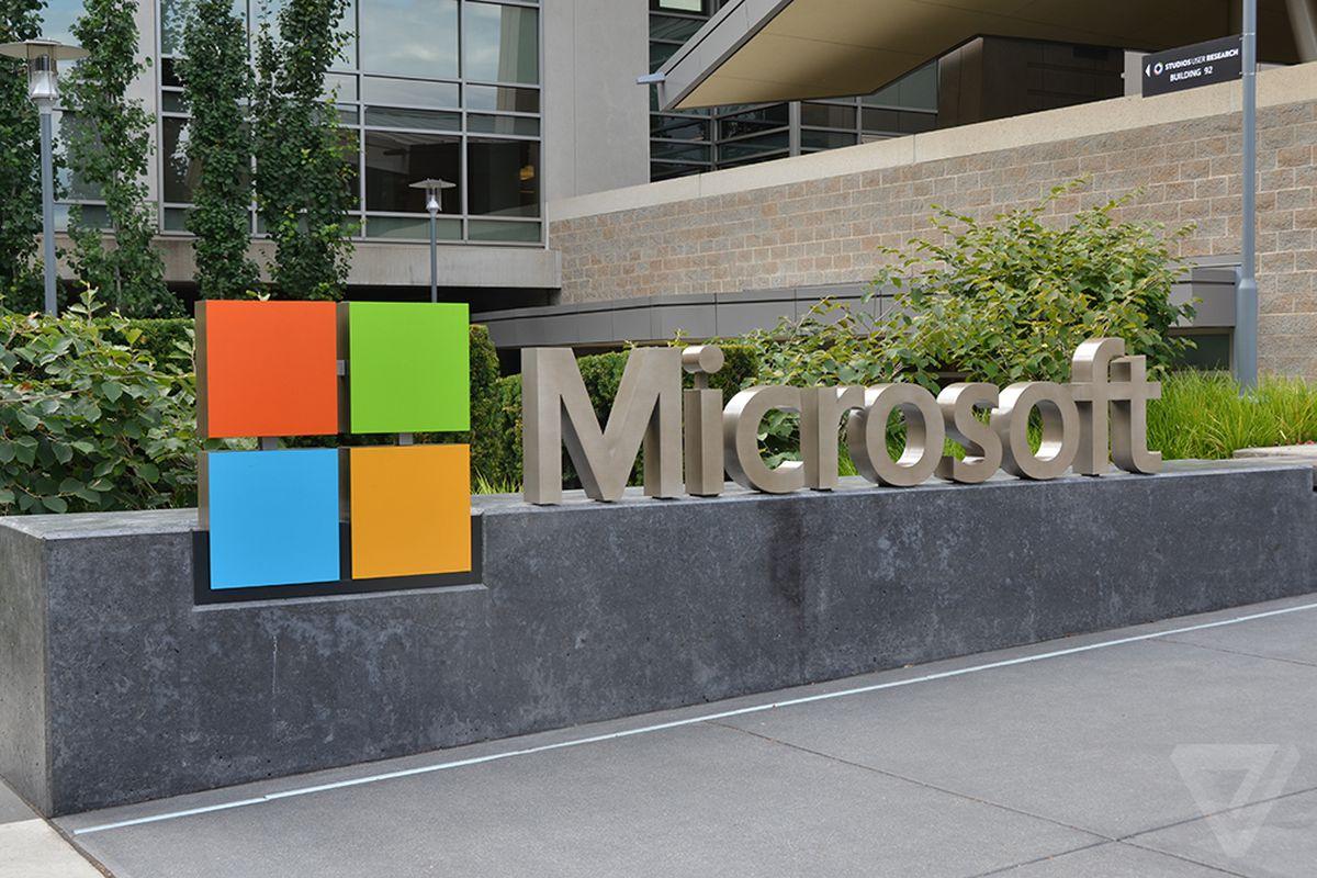 Stock 2 del logotipo de Microsoft