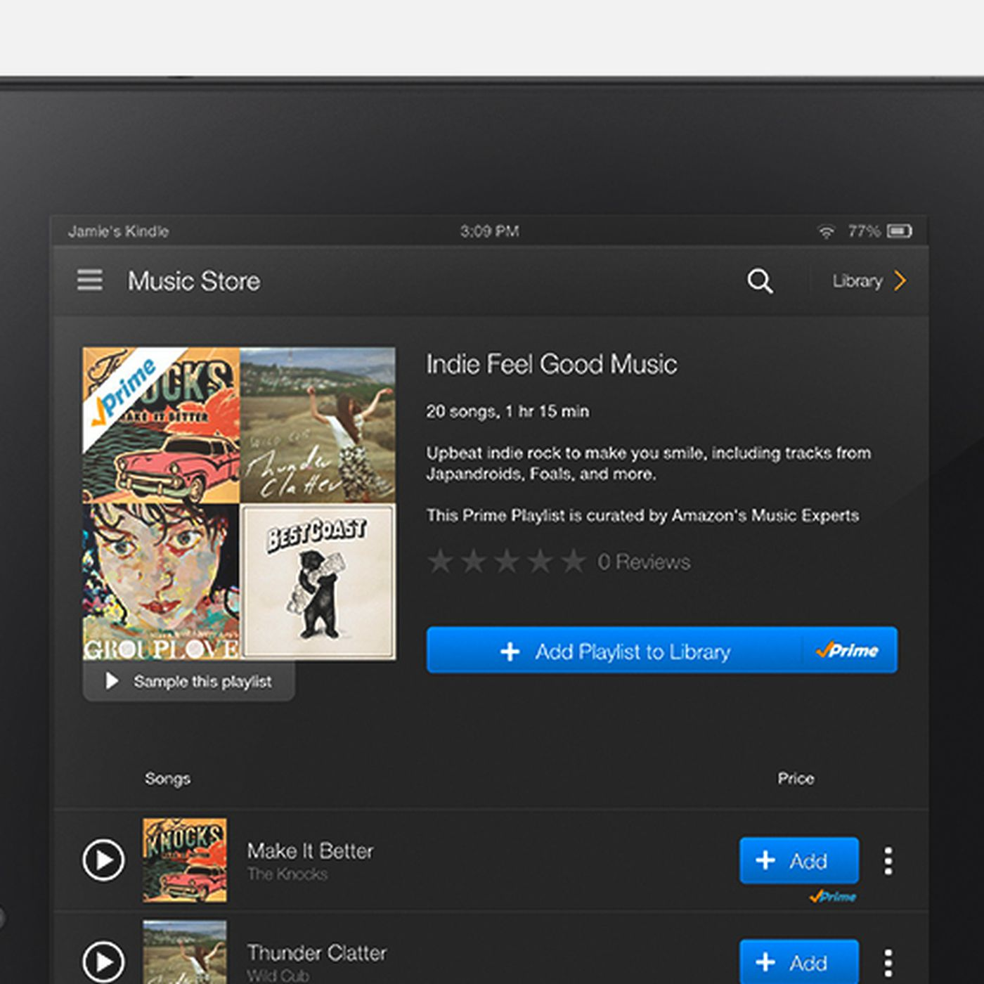 Amazon Prime Music finally gets Drake, Katy Perry, and other