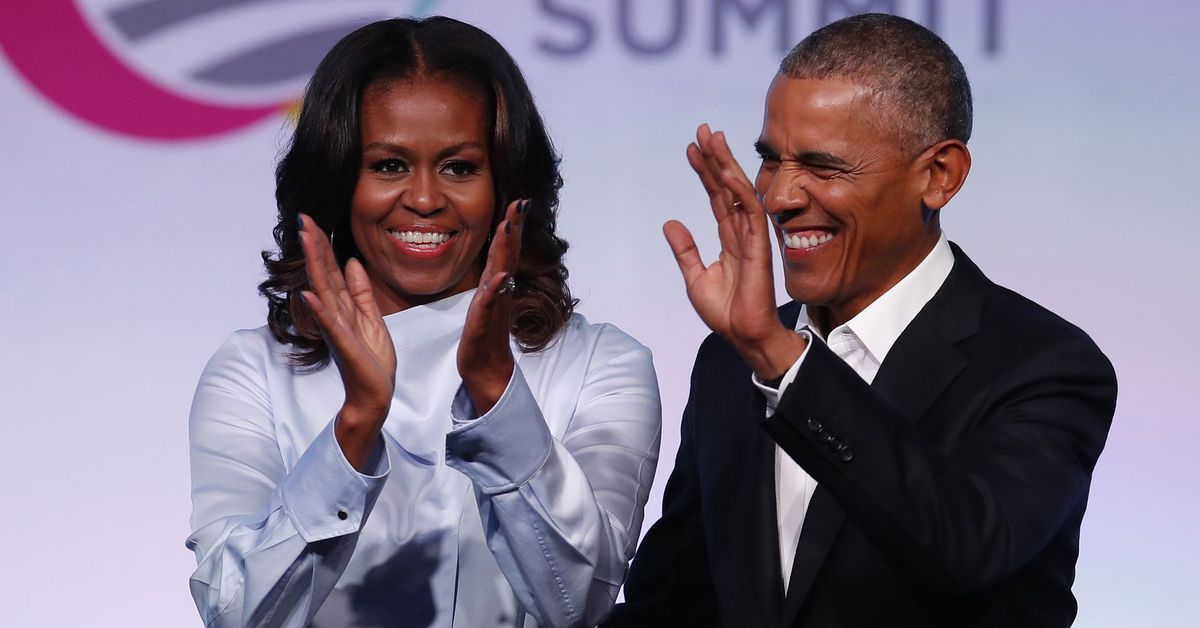 Obamas to produce comedy series detailing Trump's 2016 transition into White House
