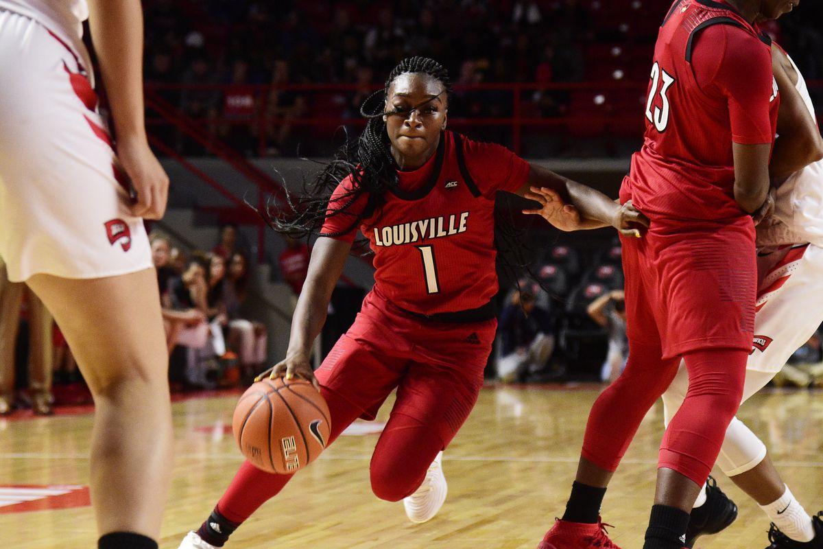 COLLEGE BASKETBALL: NOV 06 Women's - Louisville at Western Kentucky
