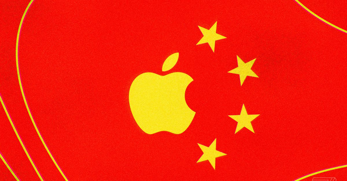Apple removes thousands of games from the Chinese App Store alarming observers – The Verge